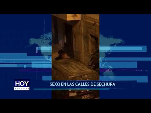 Piura: Sexo En Las Calles De Sechura