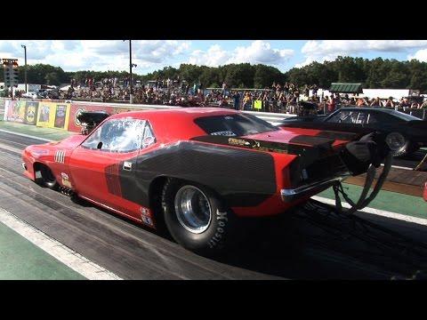 Grass Roots Pro Mod Racing - Ozark Raceway Park