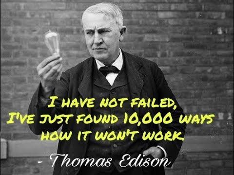 the life and contributions of thomas edison Edison, of course, was much older, born 16 years before ford inventions that  meet true needs marc greuther on thomas edison length: 1:24 childhood.