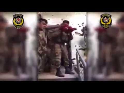 Mardin/Nusaybin,Dalgalan Ey Şanlı Mübarek Bayrak..