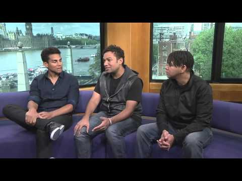3T Interview - Neil Sean 05/2014