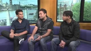 3T Interview - Neil Sean 05/2014