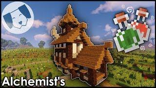 Minecraft: Alchemist's Workshop Tutorial!
