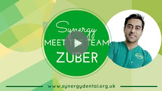 Dr Zuber Bagasi | Meet The Team | Synergy Dental Blackpool
