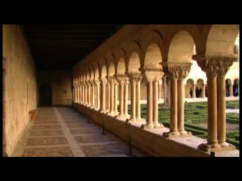 Arquitectura medieval al ritmo de hoy silos 5 5 youtube for Arquitectura medieval