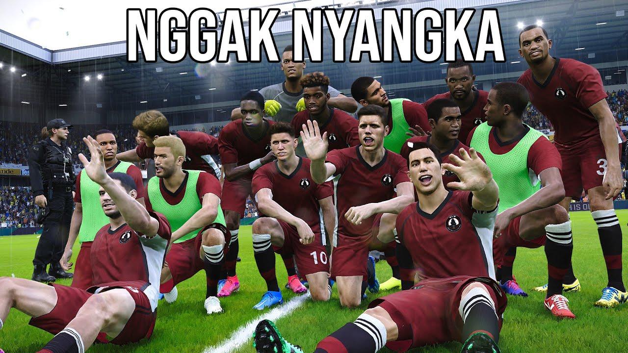 Gue Nggak Nyangka ASLI !!! - PES 2021 INDONESIA