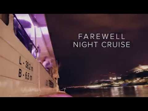 Farewell Night Cruise | Aftermovie | 2016  | by ESN Comenius University Bratislava