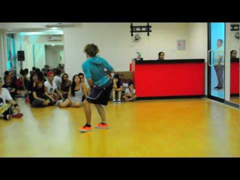 Dance - Rye Rye Choreography by Calvin Metran