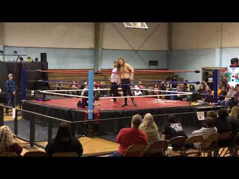 AJ the Future vs Damien Daystar - RWE - Grubbs, AR - November 28, 2020