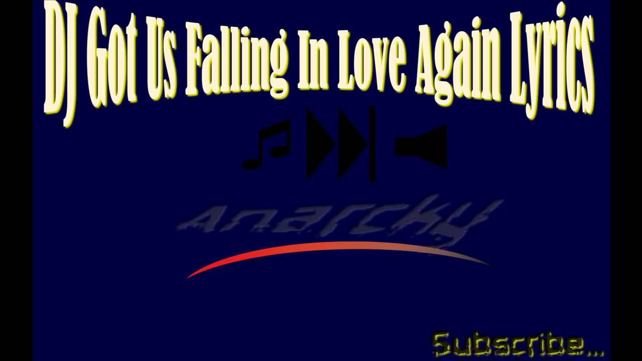 DJ Got Us Fallin' in Love - Wikipedia