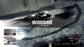Grand Theft Auto V Online Rigged Deathmatch: HACK FUN 1,000,000,000$