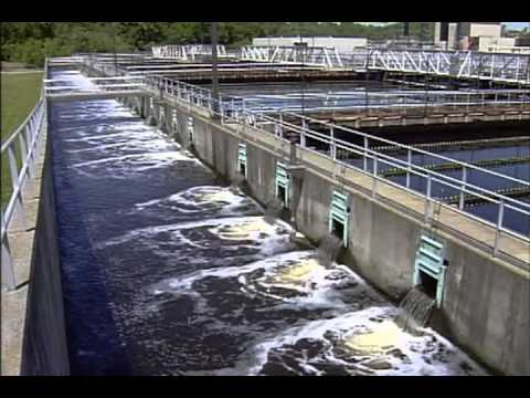 Urban Water Cycle: How water flows in Greater Cleveland