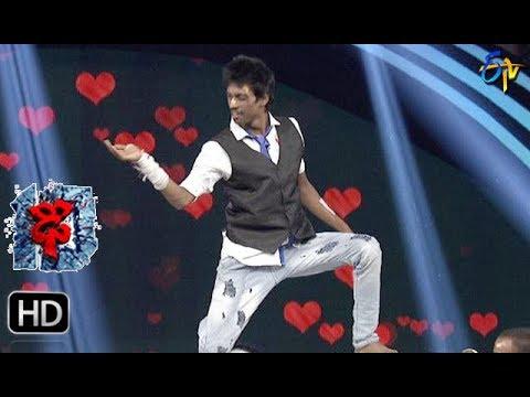 Suraj Performance | Dhee 10 | 18th October 2017| ETV Telugu
