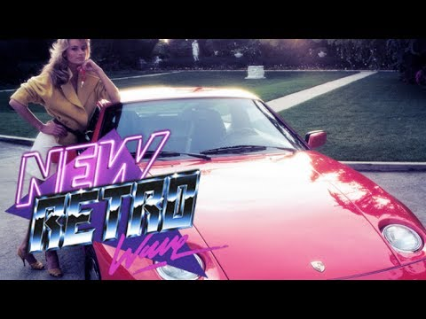 Weekend Getaway 🌞🌿🌵   NewRetroWave Mixtape   1 Hour   Retrowave/ Outrun/ Dreamwave  