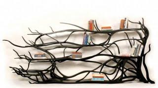книжные Полки для Вашей Гостиной