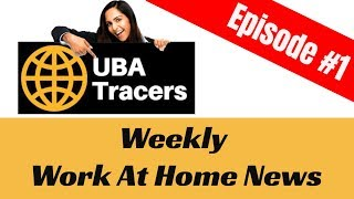 UBA Processors Weekly Work At Home News   Episode 1