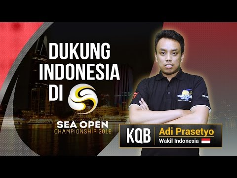 SEA Open Championship 2016 (Day 1)
