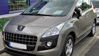 Changement de filtre d'habitacle sur Peugeot 3008