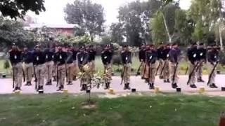 Punjab Police Prade Training Police School Farooq Abad