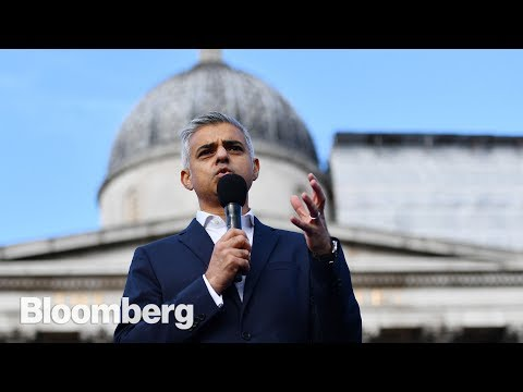 Sadiq Khan: The Rise of London's Muslim Mayor