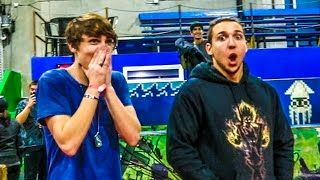 THIS WAS ABSOLUTELY INSANE!!! w/ Colby Brock, 80Fitz & Corey Scherer