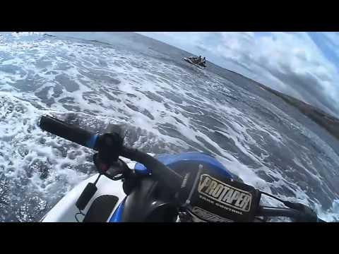 Jet ski Etang Salé Réunion 974 le 13 Décembre 2014