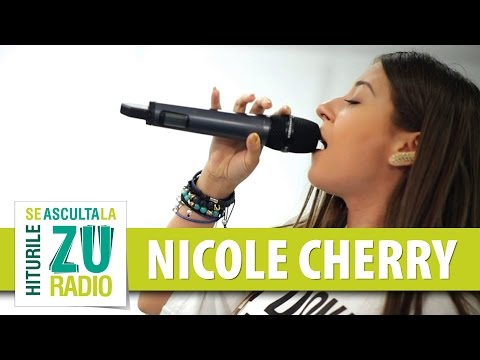 Nicole Cherry - Hey Mama (Cover David Guetta si Nicki Minaj - Live la Radio ZU)