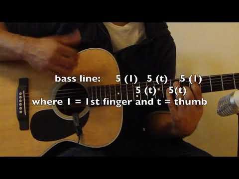 Maria Maria - Santana - Guitar Lesson - Part 2
