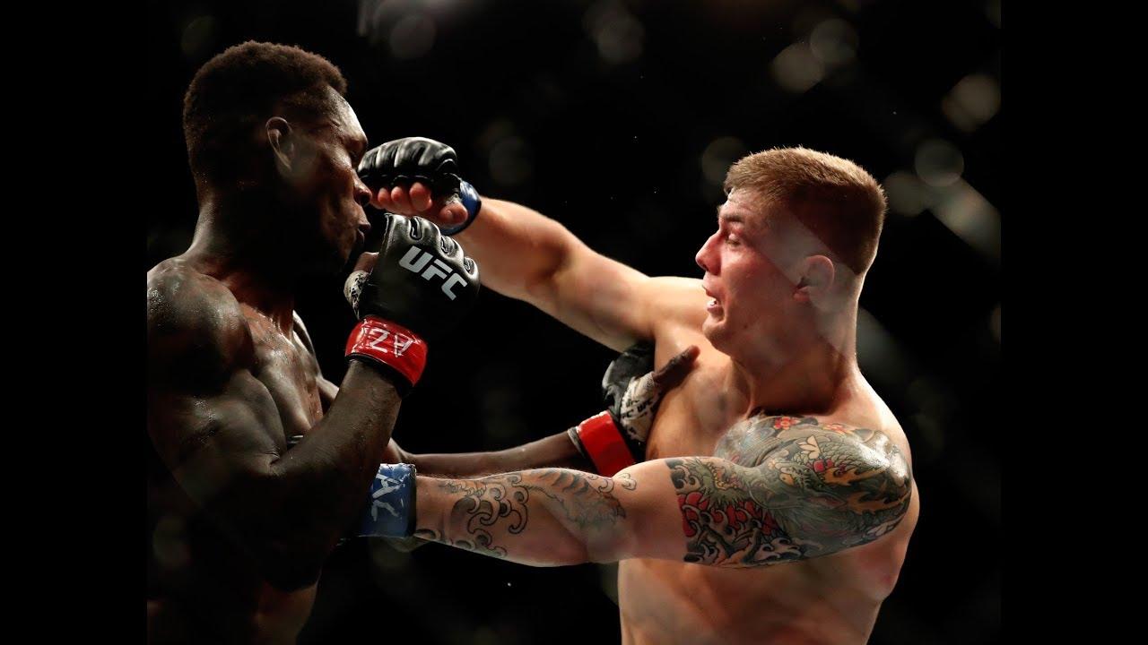 UFC Fight Night 29 Review - Israel Adesanya vs Marvin Vettori by ...