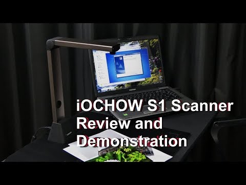 iOCHOW S1 Scanner Product Review and Demo