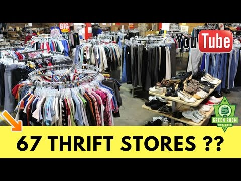 67 Thrift Stores In Houston? Ebay Seller Breaks Down His Reselling Business