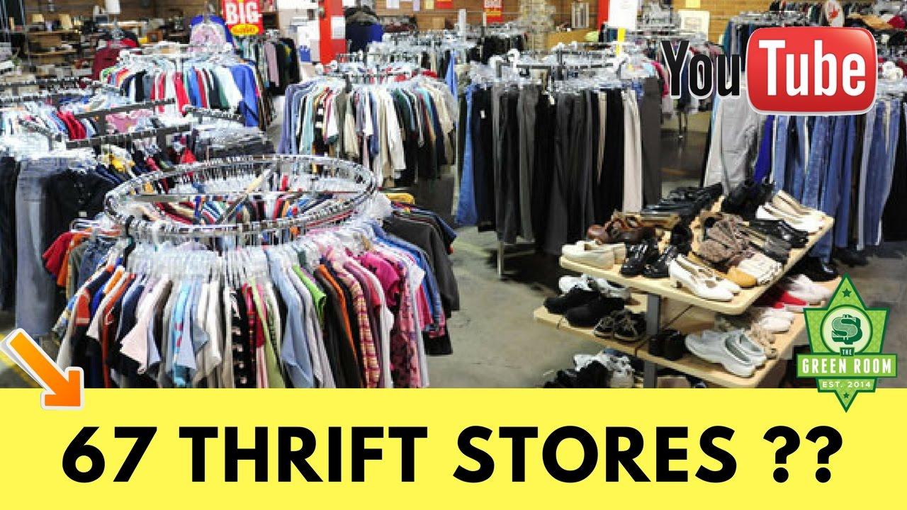 67 Thrift Stores In Houston? Ebay Seller Breaks Down His