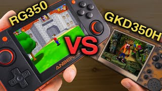 What Retro Handheld is the Best? - Retro Game 350 vs. Game Kiddy 350H