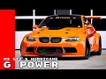 BMW M3 GT2 S HURRICANE By G POWER