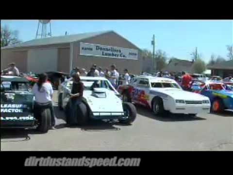 2010 Car show @ Lee County Speedway