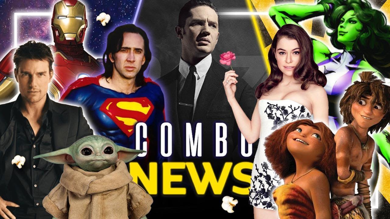 NuevoJamesBond, BabyYodaRegresa, SheHulk, TomCruise será Ironman?, vitazoGatúbela y más #ComboNews