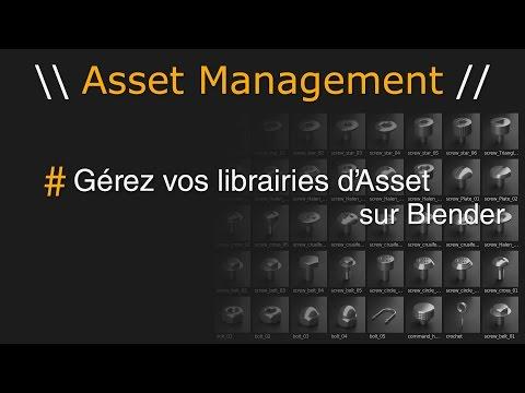 Asset Management - Documentation fr