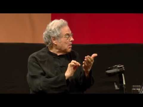Itzhak Perlman talks about practice
