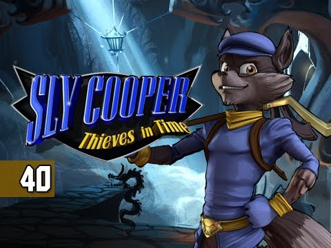 Sly Cooper Thieves In Time Walkthrough Part 40 Cane Swipe Ps3 Sly