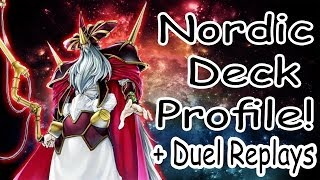 Yugioh Deck Profile - Nordic Deck Profile (2014 + Duel Replays)