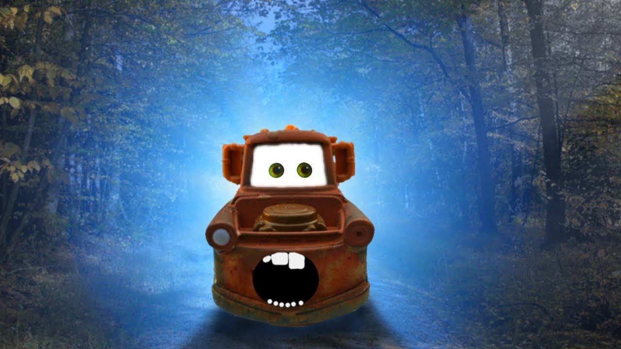 Disney Cars Toys   Mater and the Ghostlight Part 2 REMAKE   Toy Tales from Radiator Springs for Kids