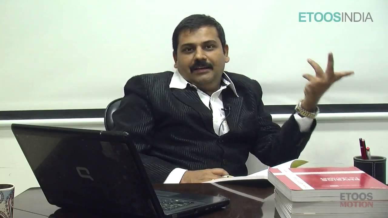 Physics for JEE Main & Advanced by Amit Verma (AV) Sir