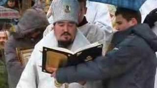 Głos Siemiatycz TV. Prawosławne Święto Jordan