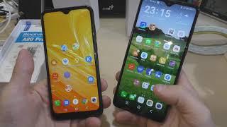 Какой смартфон выбрать: Blackview А60 Pro  А80 Pro