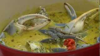 Tobago's Crab And Dumplings
