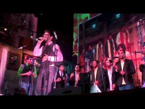 Down Desi Girl Extended - Penn Masala India 2013 Tour, Hard Rock Cafe Mumbai