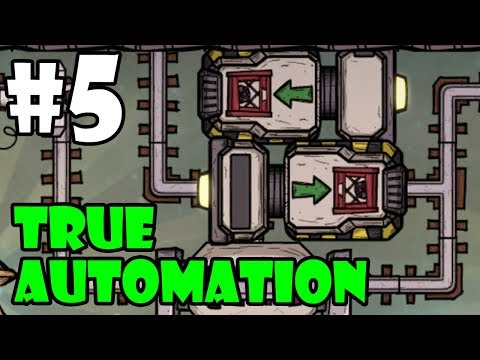 CONVEYOR BELTS - Oxygen Not Included - Occupational Upgrade - Part 5 - [S2]