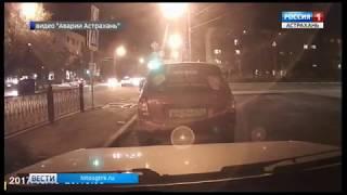Серьёзное ДТП произошло накануне вечером на перекрестке улиц Татищева и 28 Армии