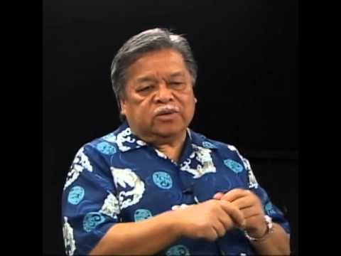 Former Hawaii Ben Cayetano talks about politics and the economy