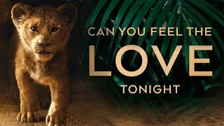 The Lion King - Can You Feel The Love Tonight | Evynne Hollens